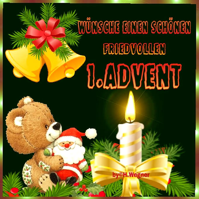 1 advent bilder 1 advent gb pics gbpicsonline