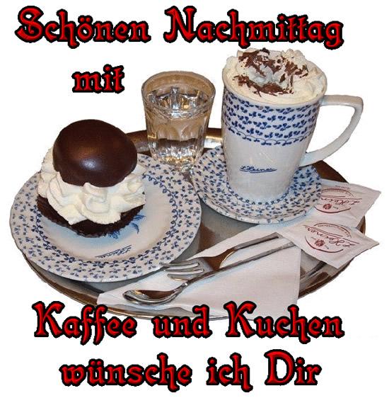 Sch nen nachmittag mit kaffee und kuchen w nsche ich dir for Kuchen scharniere mit dampfer